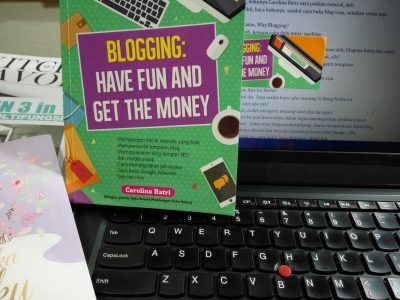 [ReviewBuku] Blogging: Have Fun and Get The Money
