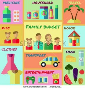 stock-vector-family-budget-illustration-371932681