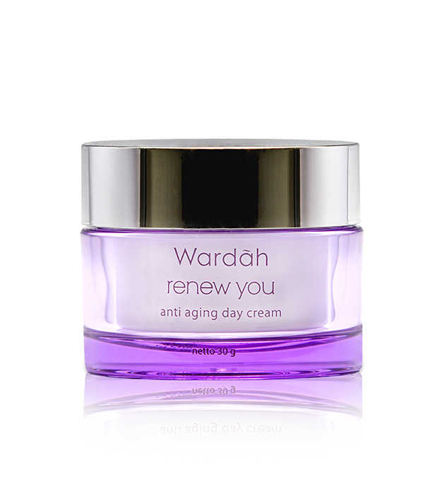 wardah renew you anti-aging day cream