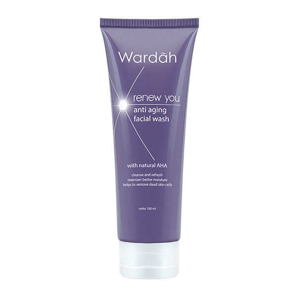 wardah renew you anti-aging