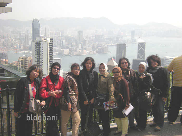 group travelling